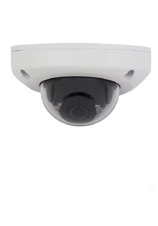Megapixall Signature Vandal-resistant Network IR Fixed Mini Dome 4MP