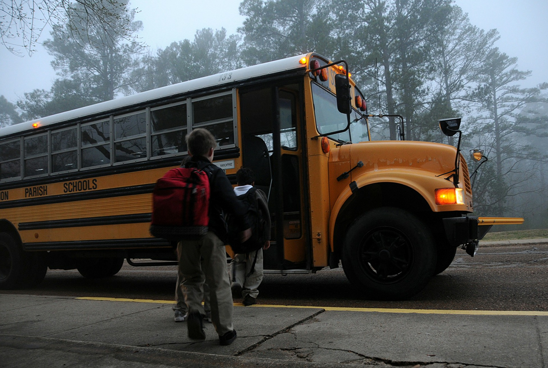 Security-Cameras-for-School-Buses