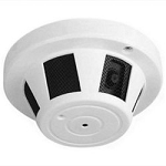 Covert Camera, 630TVL, Smoke Detector, Hidden, 3.6mm Lens