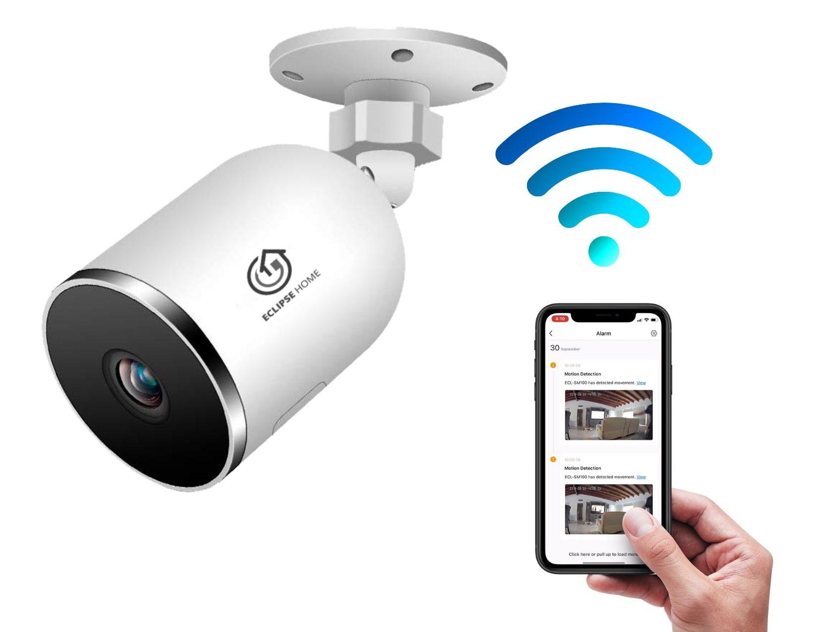 Easy Install smart home camera