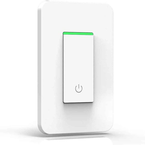 Megapixall smart light switch