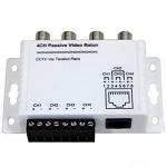 4 Channel Passive Video Balun