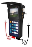 CCTV video tester with 12V DC power output and Multi Meter