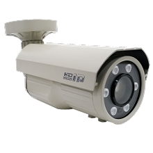 MEGAPIXALL MLITE-IPB2250 6-60mm 2 Megapixel IP Bullet Camera with 250 Feet IR