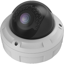 3 MP IP66 Network IR Dome Camera