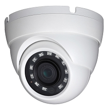 4MP MPRO HD-CVI IR Dome Security Camera w 2.8mm lens