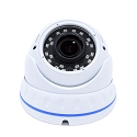 MPRO-CVD22866 1080p 2MP MPRO HD-CVI IR Mini Vandal Dome 2.8mm Lens & Audio
