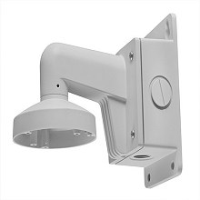 Wall Mounting Bracket for Dome Camera (with Junction Box)