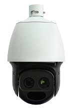 Eclipse Signature ESG-IPS233X-LI 2MP Long Range Laser Network IR PTZ Dome Camera