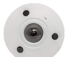 MEGAPRO IP 12MP IR  FISHEYE IP NETWORK VANDAL DOME