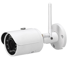 3MP Network IP WIFI Wireless IR Bullet Security Camera