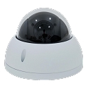 2MP 4X IP VANDAL DOME WITH PTZ