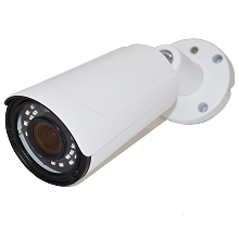 MEGAPRO MPRO-MPB2100M 2MP Motorized Zoom HD-CVI/TVI/AHD/960H Multiplex Bullet Camera