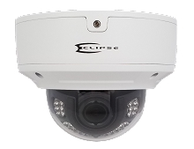 ECL-PRO57 5 Megapixel Multiplex HD Varifocal Dome Camera