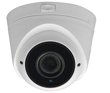ECL-PRO58  5MP Multiplex Turret Dome Camera