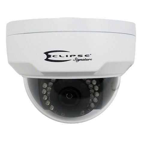 Eclipse Signature ESG-IPDM4F2 4MP Mini WDR Vandal-resistant Network IR Fixed Dome Camera