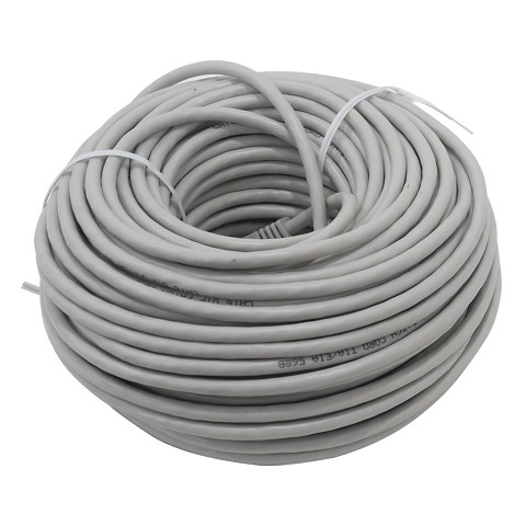 MEGAPIXALL MEGA-CAT6100 CAT6 100FT PREFABRICATED PLUG AND PLAY CABLE