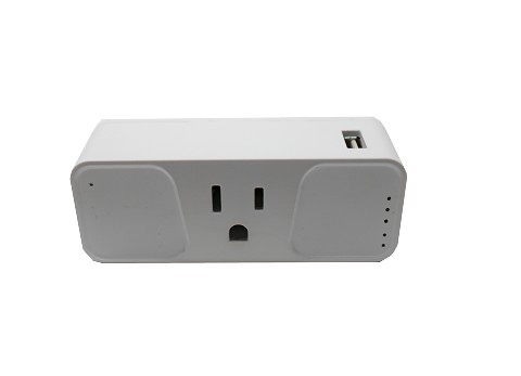 Megapixall Smart Plug with Wi-Fi Extender