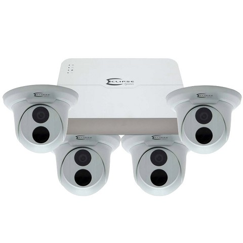 ESG-IPK8C4T 4 Camera HD IP Kit with 8ch NVR