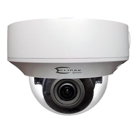 Eclipse Signature ESG-IPD4V2-Z  4 Megapixel Network IP Dome Camera With Analytics