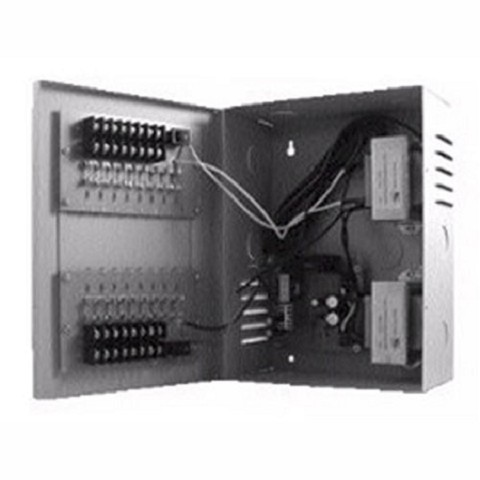 16 Channel AC Power Distribution Box