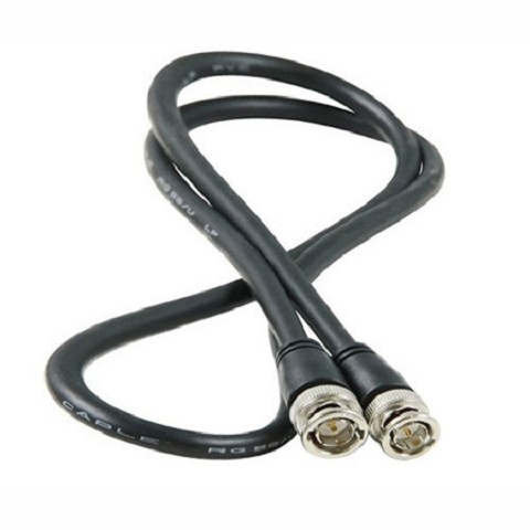 6 FT BNC Plug and Play Video Cable
