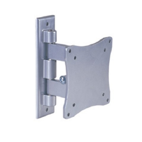 Swing Arm Adjustable wall mount for small LCD monitors