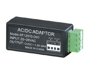 24VAC to 12VDC Voltage converter up to 1.5A